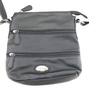 Rosetti Crossbody Bag Black